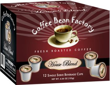 House Blend 12 Count Single Serve Coffee